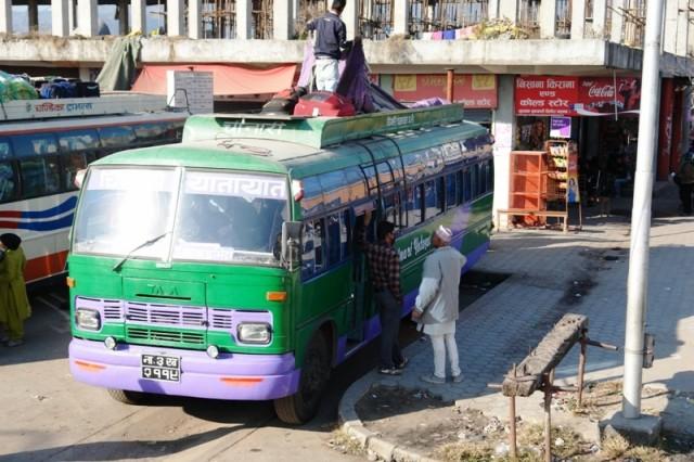 Автобусная станция