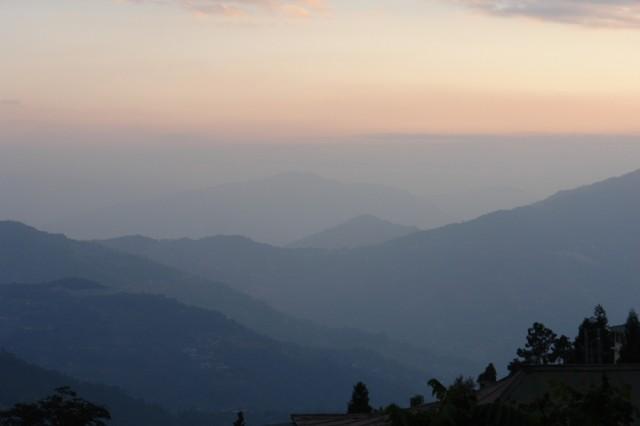 Гималайский закат