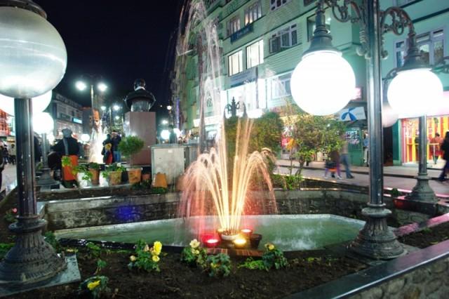 Ночной город. MG Marg