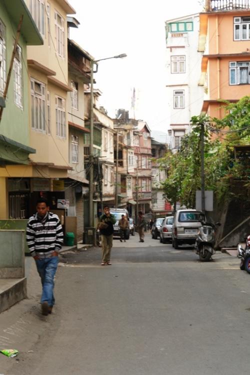 Улицы Гангтока (03)