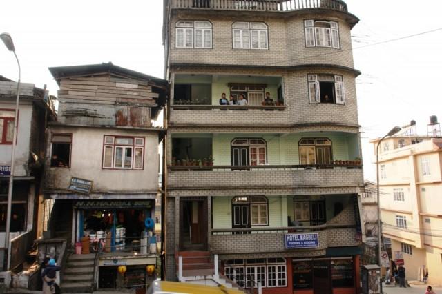 Улицы Гангтока (05)