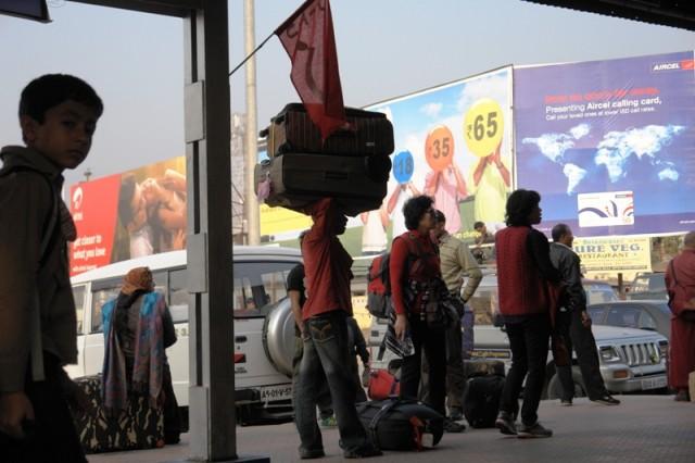 Ж/д станция New Jalpaiguri (Западная Бенгалия)_05