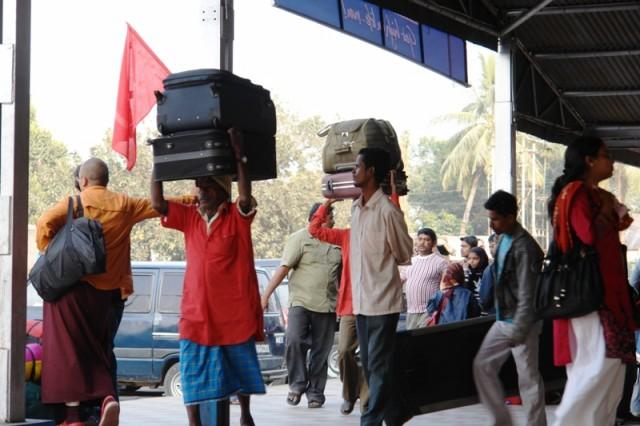 Ж/д станция New Jalpaiguri (Западная Бенгалия)_07