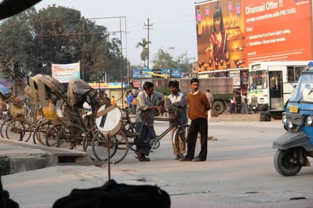 Ж/д станция New Jalpaiguri (Западная Бенгалия)_09