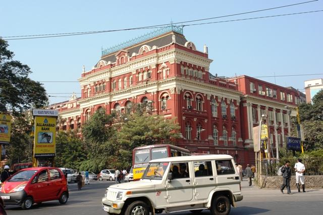 Калькутта (17)_Writers' House