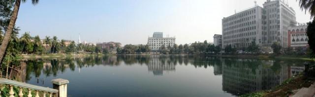 Калькутта (20)_пруд Lal Dighi
