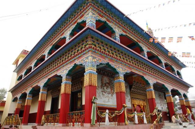 Кагью монастырь