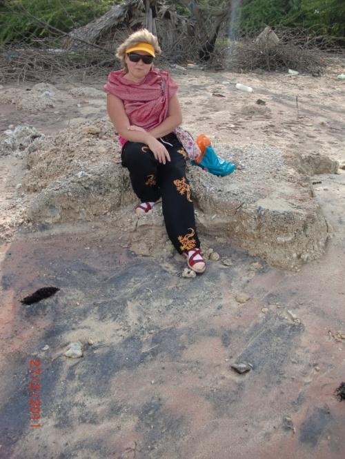 Красные пески Рамешварама
