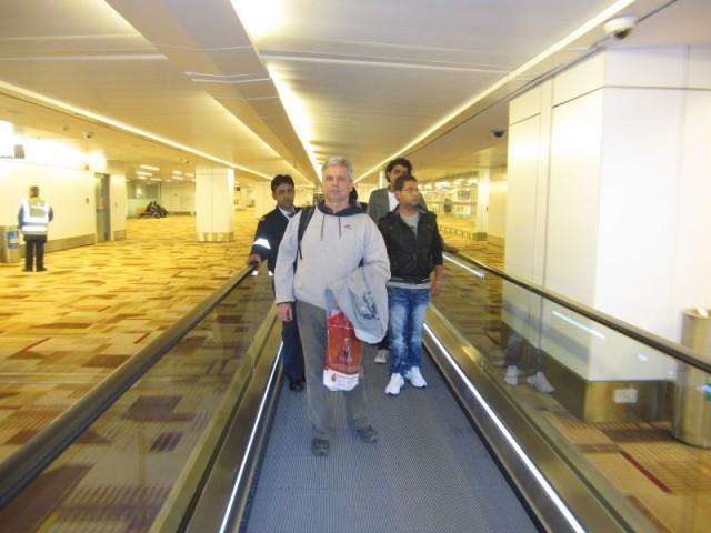 Новый международный в Дели