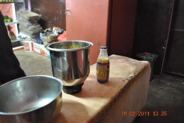 Отличным компонентом является Amul – молочный напиток популярного производителя