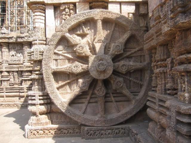 Колесо времени, колесо истории