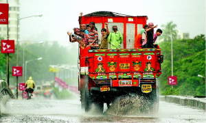 Городская эксцентрика Мумбая