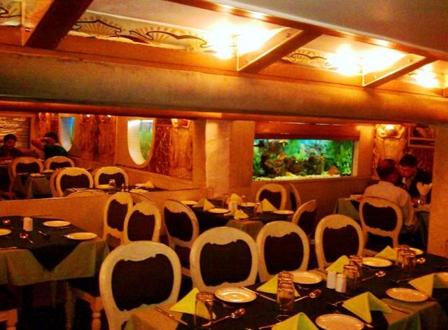 """Самый лучший рыбный ресторан в Бомбее """"Excellens Sea"""""""