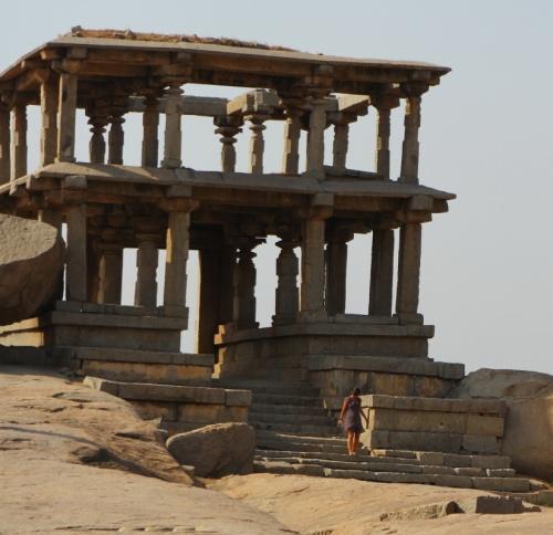 Древние храмы джайнов