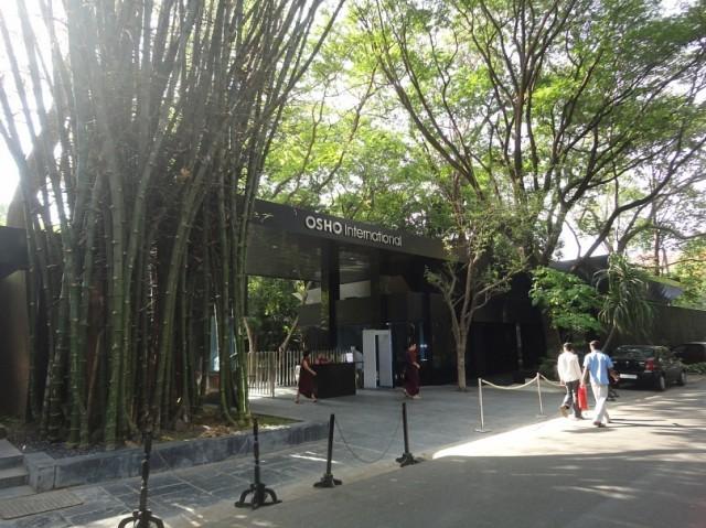 Медитационный курорт Ошо