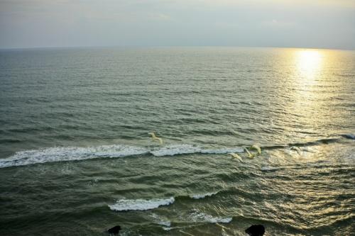 Вечерний океан