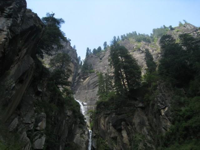 вашишт, водопад