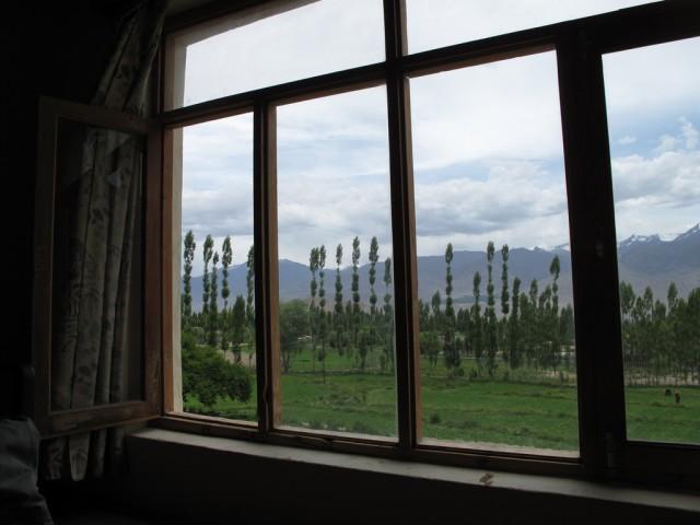 Тот самый вид из окна