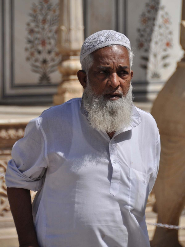 Мксульманин. Джайпур