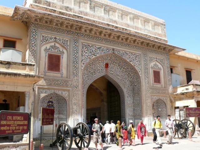 Джайпур. Городской Дворец.