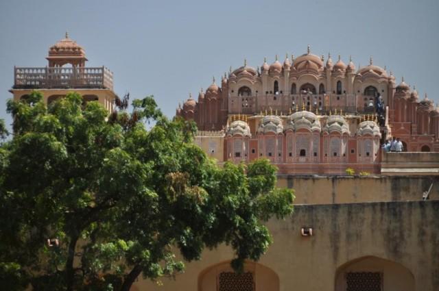 Джайпур. Хава Махал