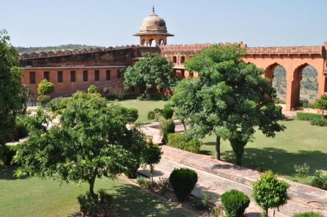 Джайпур. Форт Джайгарх.