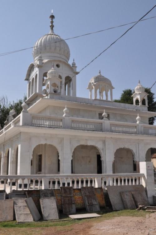 Матхура. Храм