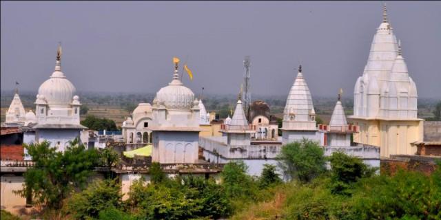 Сонагири. Джайнские храмы.