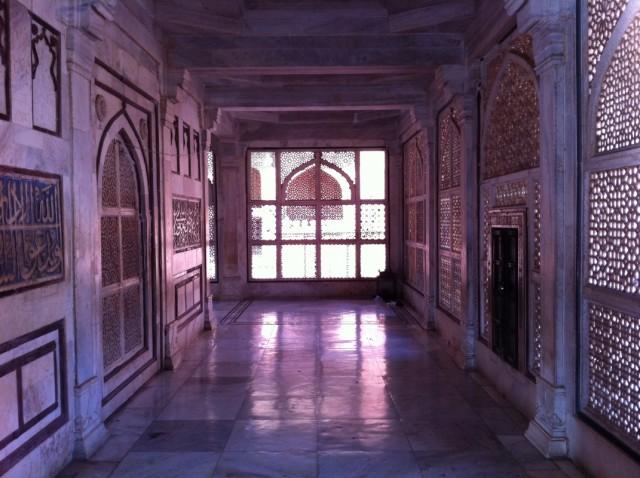 Мечеть в Фатерпух Сикри