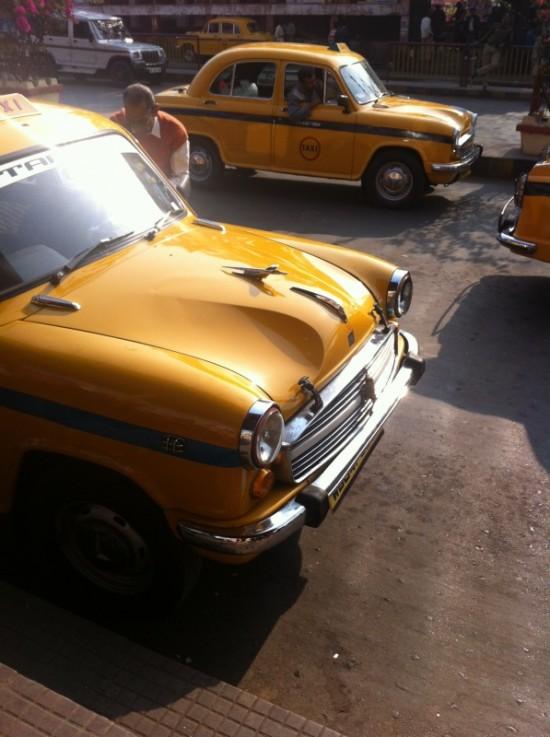 Такси в Колкате