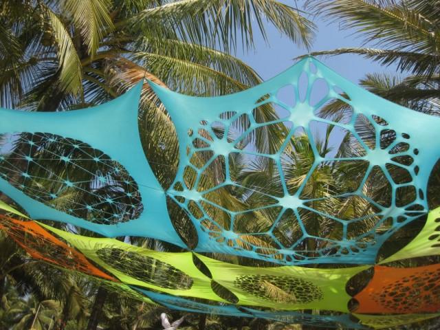 Дизайны на вереринке в UVBar