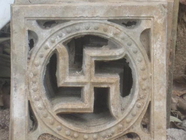 Знак, ошибочно считающийся нацистским имеет благое предназначение