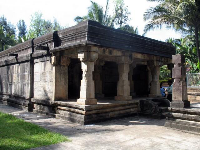 Джайнистский храм - ничего особенного