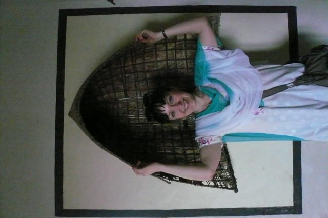 Древний керальский зонтик