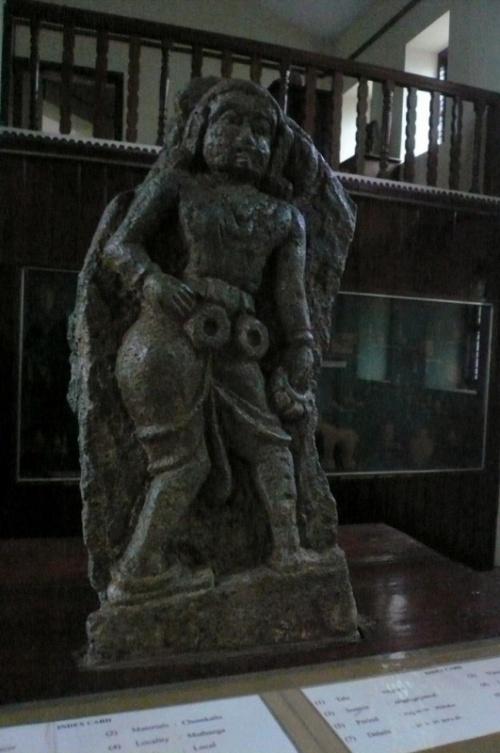 Древняя керальская скульптура