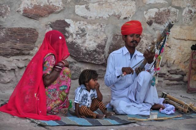 Семейный подряд. Джодхпур