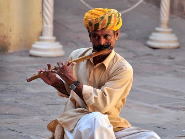 Дудочник. Джодхпур