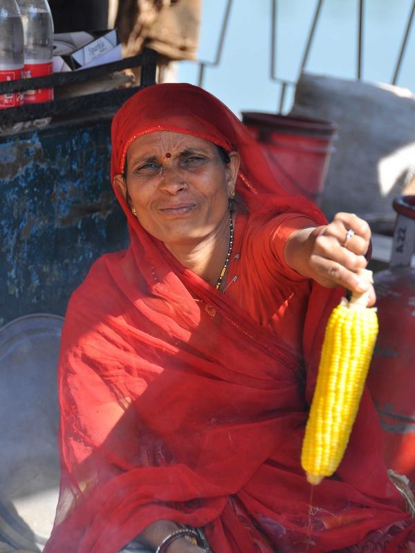 Отведай мою кукурузку... Маунт Абу