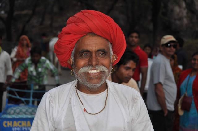 Лучезарная улыбка. Маунт Абу