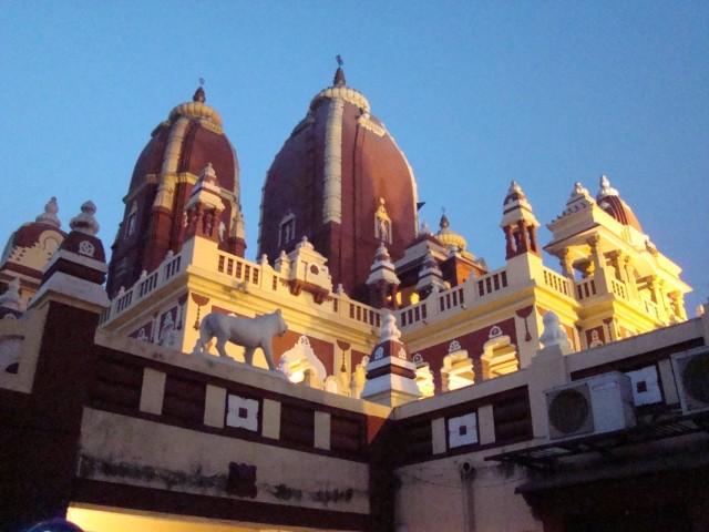 Храм Лакшминараян