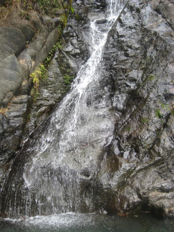 Водопад в Багсу