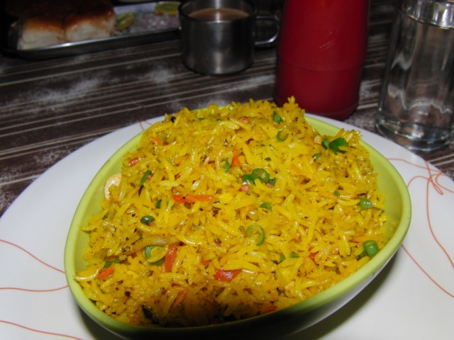 Еда в Kailash