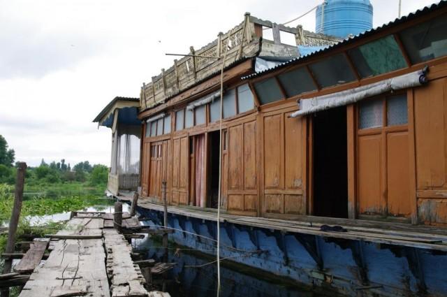 дом-лодка