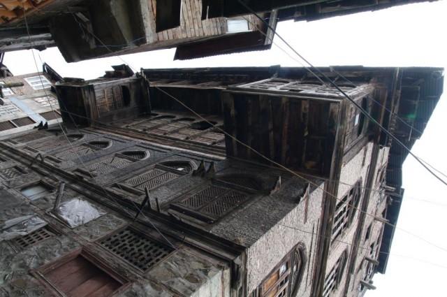 Шринагар, старый город