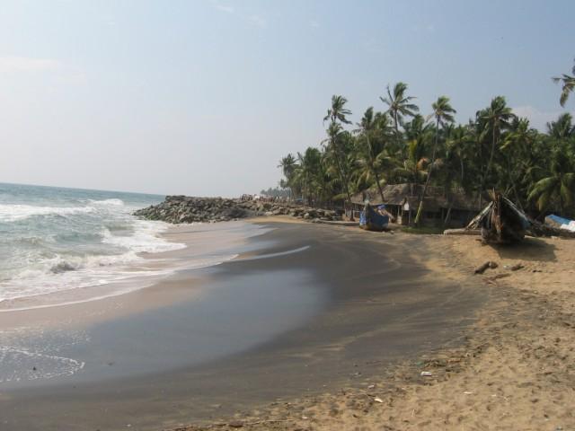 Наш Черный пляж