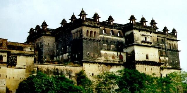 Крепость-дворец Орча-Форт