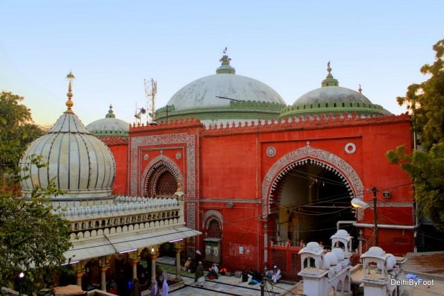 Дарга Низамуддина в Дели