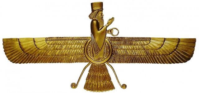 Фаравахар – символ зороастризма