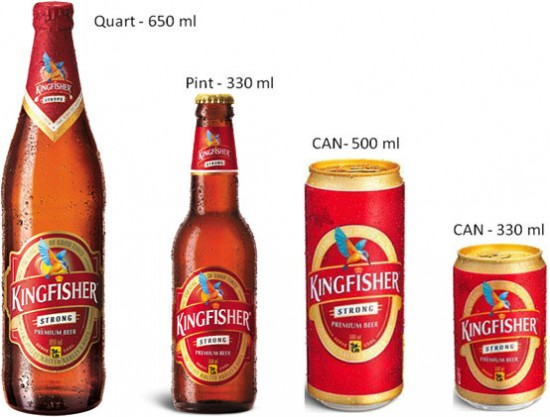 Пиво Кингфишер