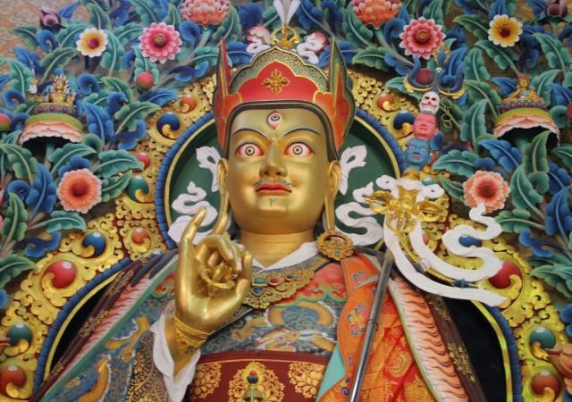 Падмасамбхава (Гуру Ринпоче)